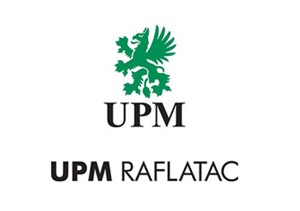 UPM RAFLATAC logo gallagher planning client